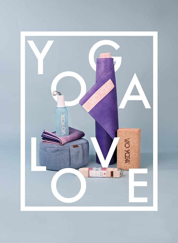 Yoga trifft auf Design