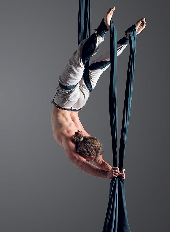 Aerial Yoga: Anti-Gravity