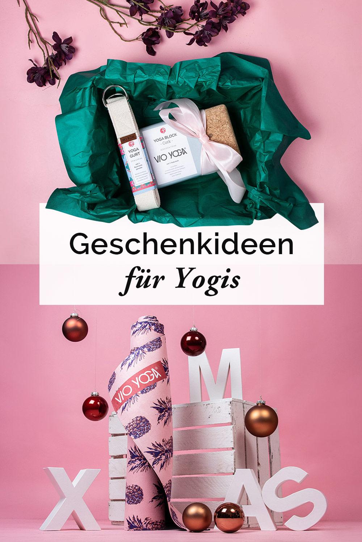 Yoga Geschenkideen für jeden Yogi!